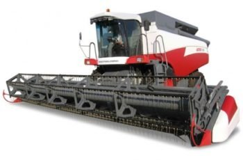 Зерноуборочный комбайн Acros 530 РСМ 142