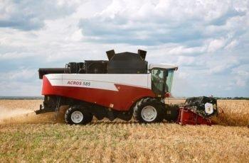 Зерноуборочный комбайн Acros 585 РСМ 142