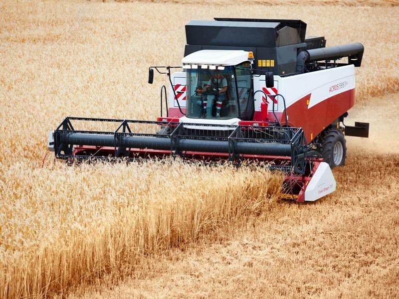зерновой транспортер акрос 595
