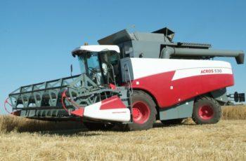 Зерноуборочный комбайн РСМ 142 Acros 530