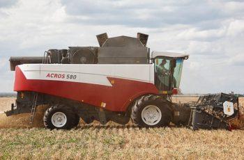 Зерноуборочный комбайн Acros 580 РСМ 142